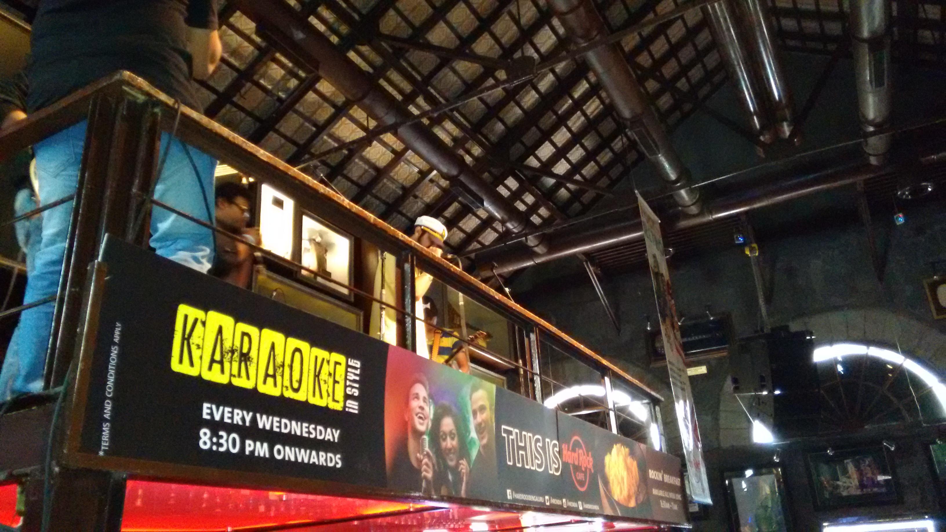 Hard Rock Cafe Bangalore Address